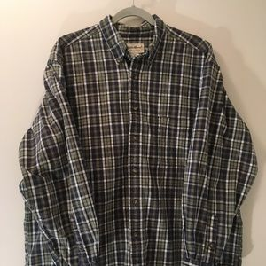 Eddie Bauer Long Sleeved Shirt